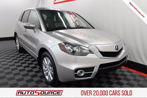 2012 Acura RDX for sale in Lindon, UT