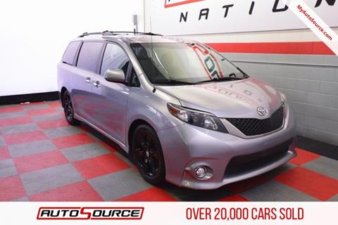 2013 Toyota Sienna for sale in Lindon, UT