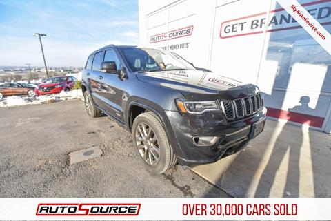 2016 Jeep Grand Cherokee for sale in Lindon, UT