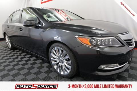 2017 Acura RLX for sale in Lindon, UT