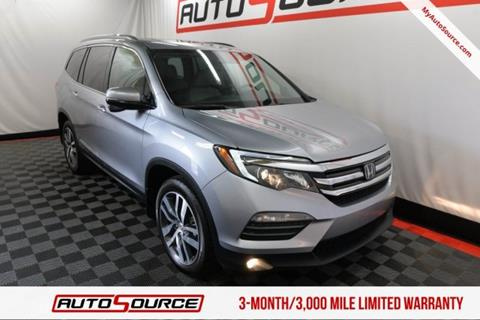 2018 Honda Pilot for sale in Lindon, UT