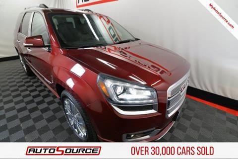 2015 GMC Acadia for sale in Lindon, UT