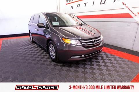 2016 Honda Odyssey for sale in Lindon, UT