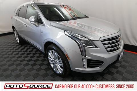 2018 Cadillac XT5 for sale in Lindon, UT
