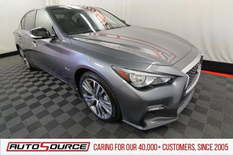 2018 Infiniti Q50 for sale in Lindon, UT