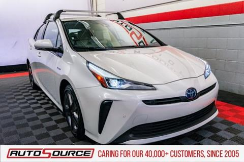 2019 Toyota Prius for sale in Lindon, UT