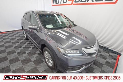 2017 Acura RDX for sale in Lindon, UT