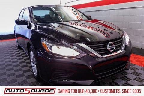 2018 Nissan Altima for sale in Lindon, UT