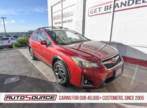 2017 Subaru Crosstrek for sale in Lindon, UT