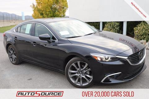 2016 Mazda MAZDA6 for sale in Post Falls, ID