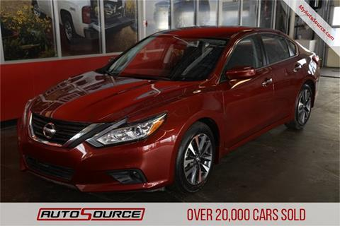 2016 Nissan Altima for sale in Post Falls, ID