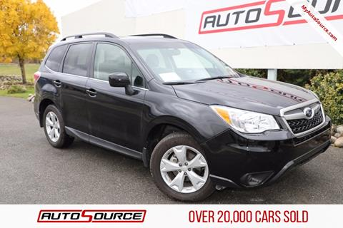 2016 Subaru Forester for sale in Post Falls, ID