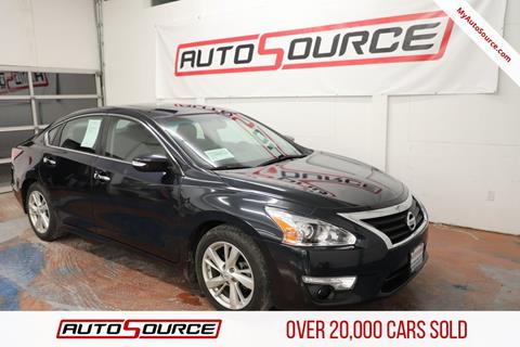 2015 Nissan Altima for sale in Post Falls, ID