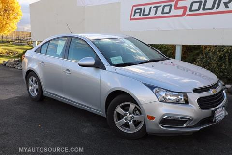 2016 Chevrolet Cruze Limited for sale in Post Falls, ID