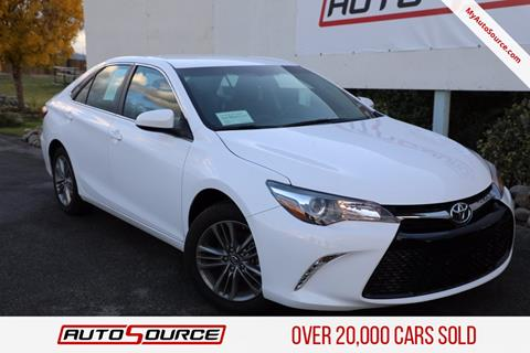 2017 Toyota Camry for sale in Post Falls, ID