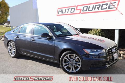 2015 Audi A6 for sale in Post Falls, ID