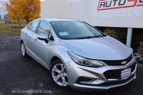 2017 Chevrolet Cruze for sale in Post Falls, ID