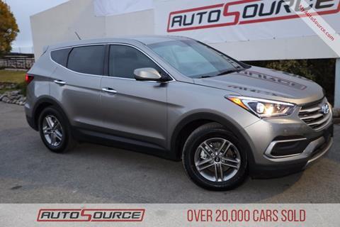 2018 Hyundai Santa Fe Sport for sale in Post Falls, ID