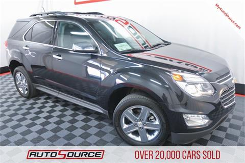 2016 Chevrolet Equinox for sale in Post Falls, ID