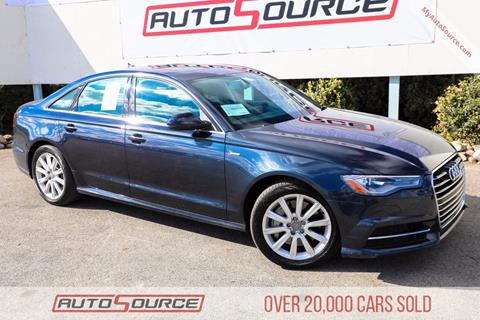 2016 Audi A6 for sale in Post Falls, ID
