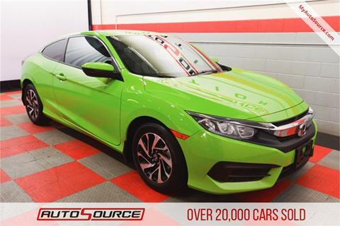 2016 Honda Civic for sale in Post Falls, ID