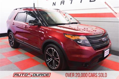 2015 Ford Explorer for sale in Post Falls, ID