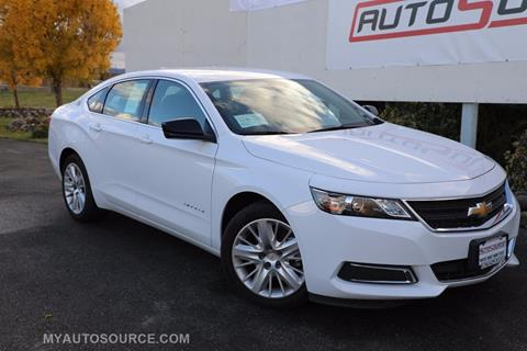 2017 Chevrolet Impala for sale in Post Falls, ID