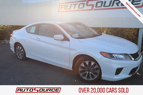 2015 Honda Accord for sale in Post Falls, ID