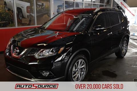 2015 Nissan Rogue for sale in Post Falls, ID