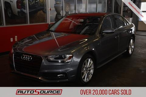 2016 Audi A4 for sale in Post Falls, ID