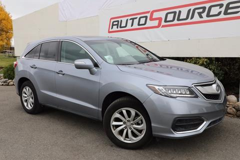 2016 Acura RDX for sale in Post Falls, ID