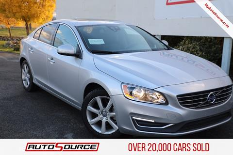 2016 Volvo S60 for sale in Post Falls, ID