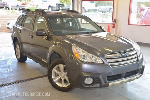 2014 Subaru Outback for sale in Post Falls, ID