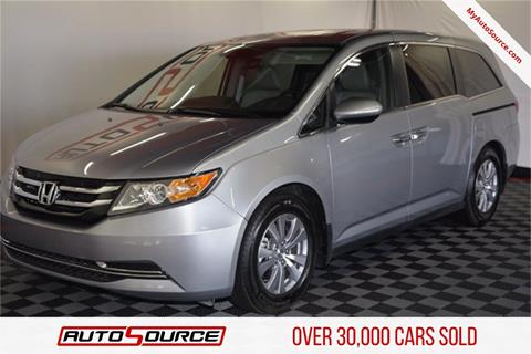2017 Honda Odyssey for sale in Post Falls, ID