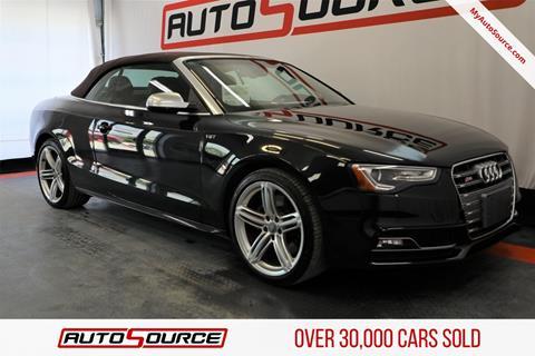 Audi S For Sale Carsforsalecom - S5 audi for sale