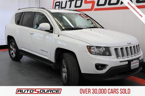 2017 Jeep Compass for sale in Post Falls, ID