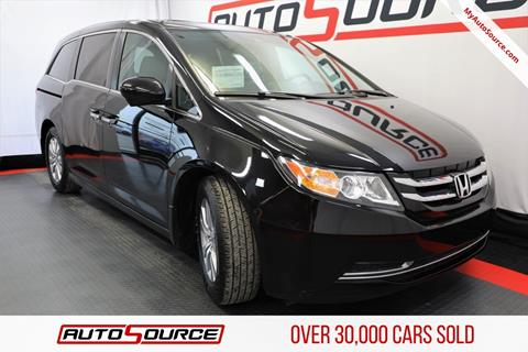 2016 Honda Odyssey for sale in Post Falls, ID