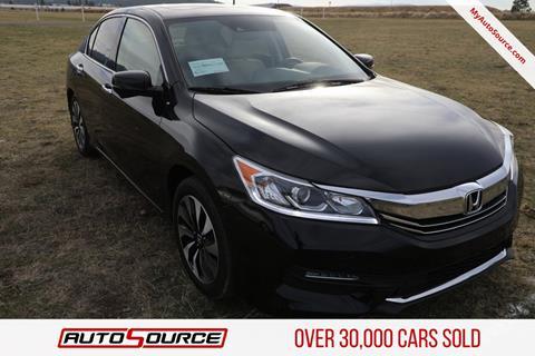 2017 Honda Accord Hybrid for sale in Post Falls, ID