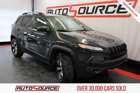 2017 Jeep Cherokee for sale in Post Falls, ID