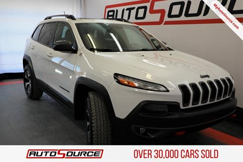 2015 Jeep Cherokee for sale in Post Falls, ID