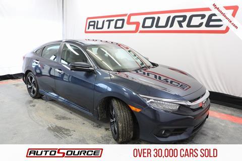 2017 Honda Civic for sale in Post Falls, ID