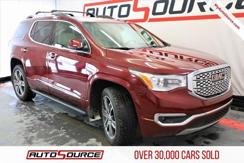 2017 GMC Acadia for sale in Post Falls, ID