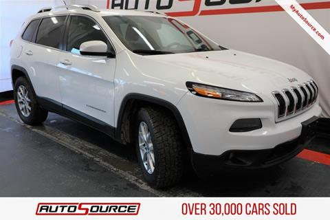 2014 Jeep Cherokee for sale in Post Falls, ID