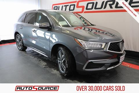 2017 Acura MDX for sale in Post Falls, ID