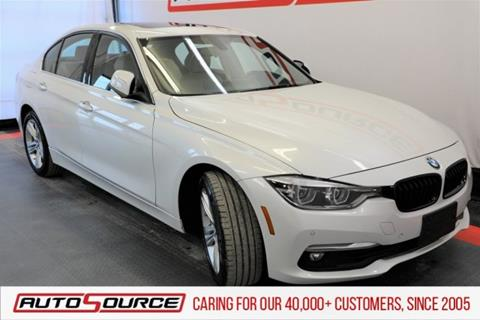 2016 BMW 3 Series for sale in Post Falls, ID