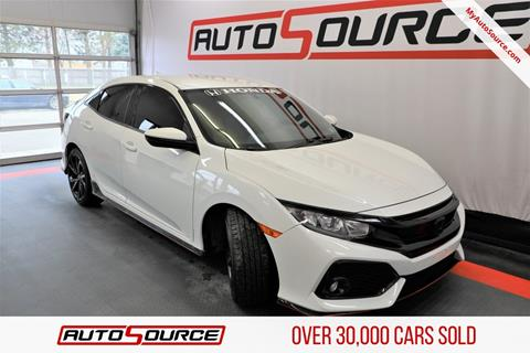 2018 Honda Civic for sale in Post Falls, ID