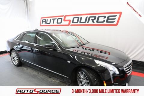 2017 Cadillac CT6 for sale in Post Falls, ID