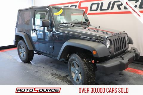 2016 Jeep Wrangler for sale in Post Falls, ID