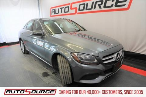 2017 Mercedes-Benz C-Class for sale in Post Falls, ID