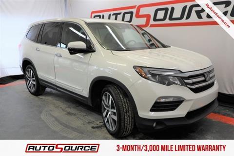 2017 Honda Pilot for sale in Post Falls, ID